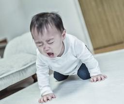 赤ちゃん_絶叫