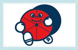 赤帽のロゴ